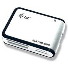 Kaardilugeja I-TEC USB 2.0 CARD luger WHIT