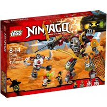 LEGO NINJAGO 70592 Salvage M.E.C