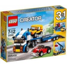 LEGO Creator tow