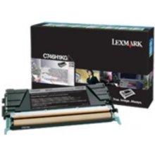 Lexmark Toner black | return | 12000pgs |...