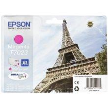 Tooner Epson tint T702 magenta XL | 2000pgs...