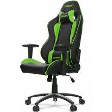 AKracing Nitro Gaming стул зелёный