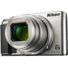 Fotokaamera NIKON COOLPIX A900 hõbedane