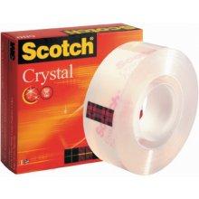 3M Teip Scotch Crystal kristallselge 600...