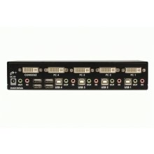 StarTech.com 4 Port StarView DVI USB KVM...