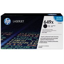 HP INC. TONER чёрный 649X /P4525 17K/CE260X...
