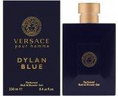 Versace Pour Homme Dylan Blue Shower Gel...