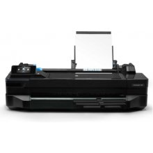 Printer HP T120 Designjet, 9.3 ppm, 16.3...