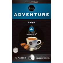 Zuiano Adventure Coffee Capsules, 53 g, 10...