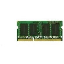 Mälu KINGSTON RAM SODIMM DDR3 12800 2Gb