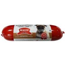 WAUH! Gurmee koeratoit kana + lõhe 400g