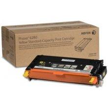 Тонер Xerox Toner жёлтый | 2200pgs | Phaser...