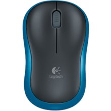 Hiir LOGITECH WIRELESS MOUSE M185 BLUE