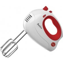 Amica Hand mixers white-red 250W MD 1012