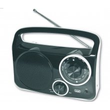 Радио TREVI RADIO RETRO RA762 чёрный