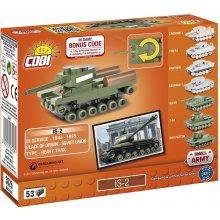 Cobi Klocki Small Army 53 PCS. Nano Tank...
