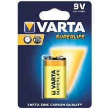 VARTA zinc carbon batteries Hi-voltage 9V...