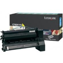 Tooner Lexmark Toner kollane | return |...