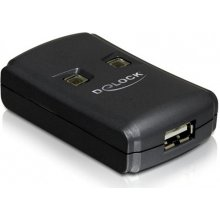 Delock USB2.0 Sharing Switch 2 - 1
