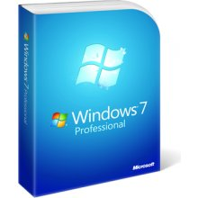 Microsoft OS Windows 7 Professional, SP1...