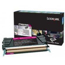 Lexmark Toner magenta | return | 7000pgs |...