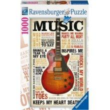 RAVENSBURGER RAVEN. 1000 EL. Muzyczna Pasja