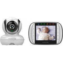 Motorola MBP36SC Baby monitor Single valge...