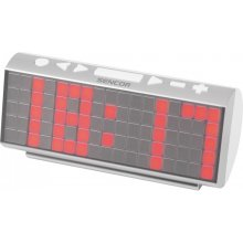 Raadio Sencor SRC 190RD FM clock radio