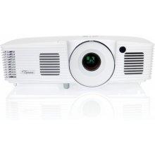 OPTOMA Projector W402 (DLP, 4500 ANSI, WXGA...