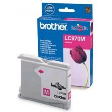 Tooner BROTHER tint LC970M magenta | 300pgs...