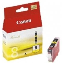 Тонер Canon CLI-8Y чернила Cartridge, жёлтый