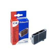 Тонер Pelikan Tinte bk (Canon BCI-6BK)