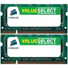 Mälu Corsair ValueSelect 8GB DDR3 SO-DIMM...