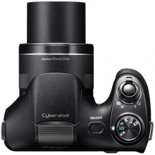 Fotokaamera Sony DSC-H300 black