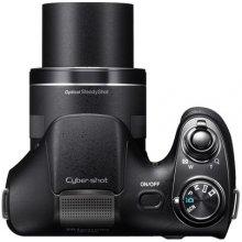 Фотоаппарат Sony DSC-H300 чёрный