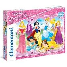 CLEMENTONI Puzzle 104 pcs - Disney Princess