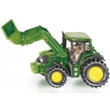 SIKU John Deere tractor koos front loader