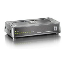 LevelOne 8-PORT FAST ETHERNET SWITCH