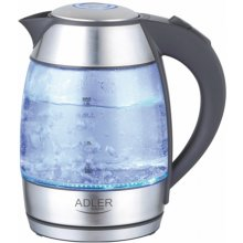 ADLER AD 1246 Standard kettle, Glass...