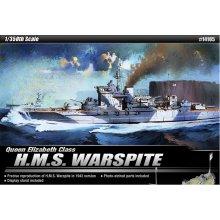 Academy H.M.S. Warspite