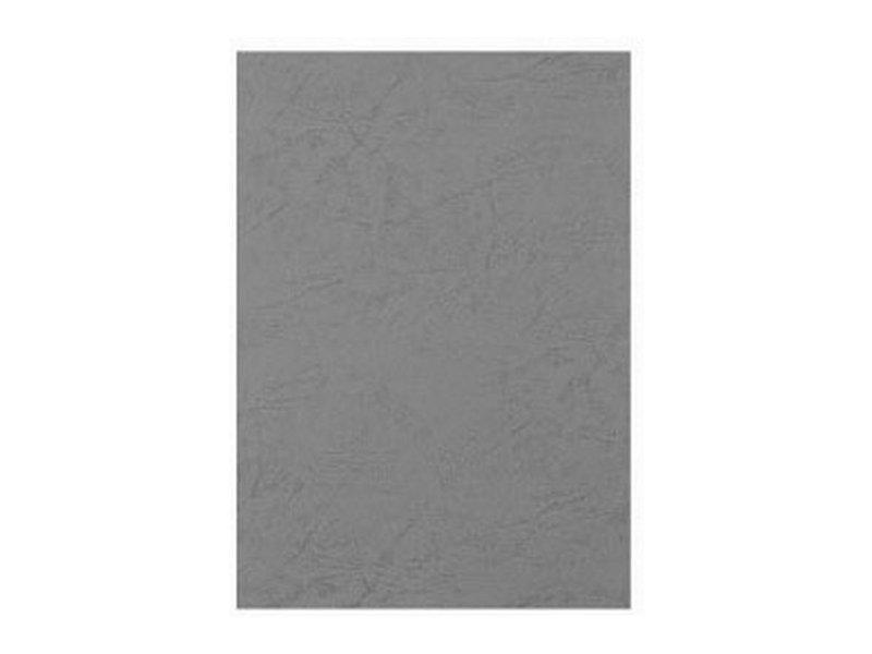 FELLOWES Köitekartong A4, 270 g/m2, 100 tk/pk, gray