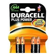 DURACELL Plus Power MN 2400 AAA Micro 8...