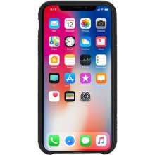 Incase Pop Case for iPhone X - Clear/Black