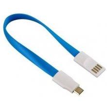 Hama 136111 Lade-Sync-kaabel Magnet USB2.0...