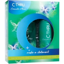 C-THRU Emerald Shine 30ml - Eau de Toilette...