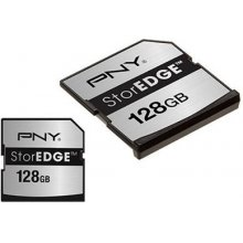Mälukaart PNY StorEDGE SDXC 128GB für Apple