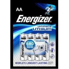 ENERGIZER 1x4 Ultimate liitium Mignon AA LR...