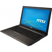 Sülearvuti MSI CR61-2Mi345 W8.1