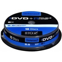 Диски INTENSO DVD+R DL DoubleLayer Print [...