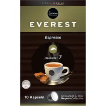 Zuiano Everest Coffee Capsules, 53 g, 10...